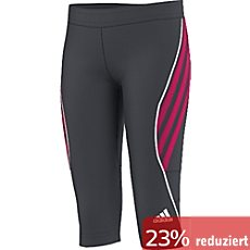 Adidas Single-Jersey Capri-Leggings