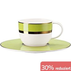 Rosenthal Selection Brillance Accent Espresso-Set 2-teilig