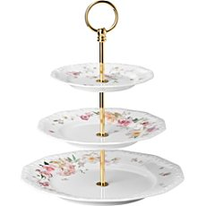 Rosenthal Selection Maria Pink Rose Etagere