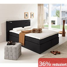 boxspringbetten 140x200 cm erwin m ller. Black Bedroom Furniture Sets. Home Design Ideas
