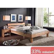 massivholzbetten 180x200 cm erwin m ller. Black Bedroom Furniture Sets. Home Design Ideas