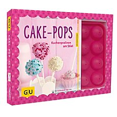 Buch & Backformen: Cake-Pops