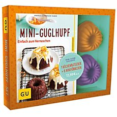 GU Buch & Backformen: Mini-Guglhupf