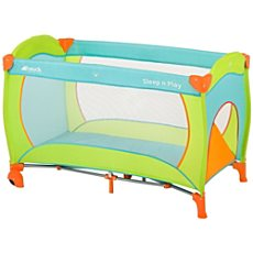 Hauch Reisebett Sleep´n Play Go Plus