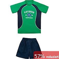 Interlock-Jersey Set 2-teilig