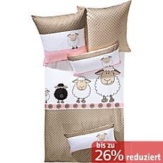 bettw sche 155x220 cm rose erwin m ller. Black Bedroom Furniture Sets. Home Design Ideas
