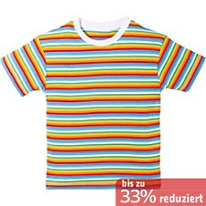Kinderbutt Interlock-Jersey T-Shirt