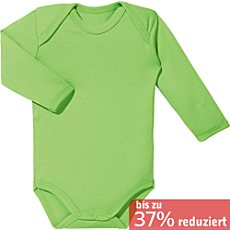 Baby Butt Interlock-Jersey Body langarm