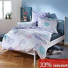 g nstige seersucker bettw sche 135x200 cm 80x80 cm sale bei erwin m ller. Black Bedroom Furniture Sets. Home Design Ideas