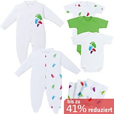Baby Butt Set 8-teilig