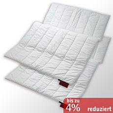 Centa-Star Duo-Steppbett im 2er-Pack