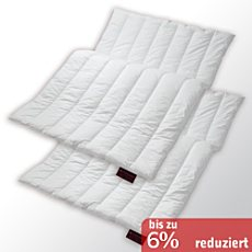 Centa-Star Vital-Plus Steppbett im 2er-Pack