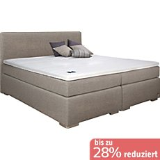 boxspringbetten in braun beige erwin m ller. Black Bedroom Furniture Sets. Home Design Ideas