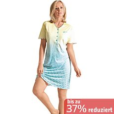 Hajo Single-Jersey Nachthemd
