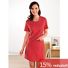 Schiesser Single-Jersey Nachthemd