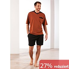 Hajo Single-Jersey Shorty