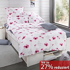 bettw sche in rose erwin m ller. Black Bedroom Furniture Sets. Home Design Ideas