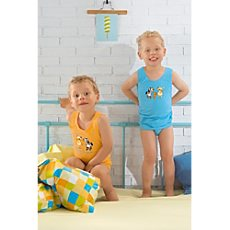 Kinderbutt Single-Jersey Unterwäsche-Set 4-tlg.