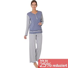 Hajo Single-Jersey Schlafanzug