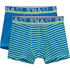 S´NA by Sanetta Single-Jersey Shorts im 2er-Pack
