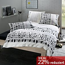 bettw sche 135x220 cm in weiss erwin m ller. Black Bedroom Furniture Sets. Home Design Ideas