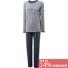 RM-Kollektion Single-Jersey Schlafanzug