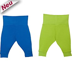 Boley Interlock-Jersey Hose im 2er-Pack
