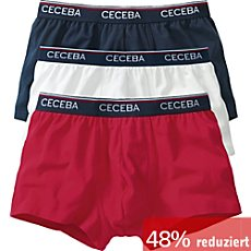 Ceceba Single-Jersey Pants im 3er-Pack