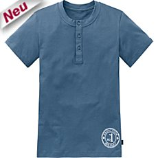 Schiesser Single-Jersey Schlafshirt