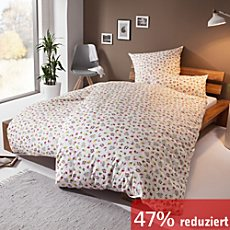 g nstige bettw sche 135x200 cm 40x80 cm in weiss sale. Black Bedroom Furniture Sets. Home Design Ideas