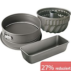 Kaiser Backformen-Set 3-teilig