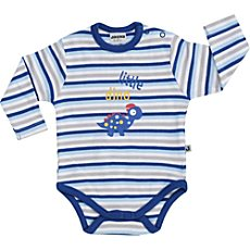 Jacky Baby Interlock-Jersey Body, Langarm