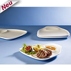 Villeroy & Boch Steakteller BBQ Passion im 4er-Pack
