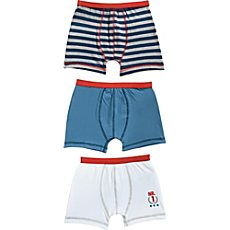 Kinderbutt Single-Jersey Shorts im 3er-Pack
