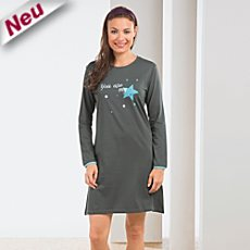 laritaM Single-Jersey Nachthemd