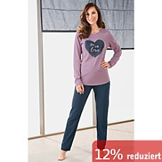 ESPRIT Single-Jersey Schlafanzug