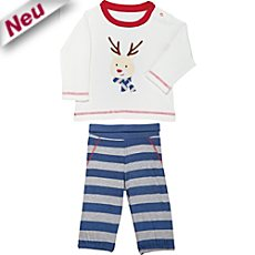 Baby Butt Interlock-Jersey Set 2-teilig