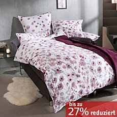 g nstige flanell bettgarnituren 155x220 cm sale bei. Black Bedroom Furniture Sets. Home Design Ideas