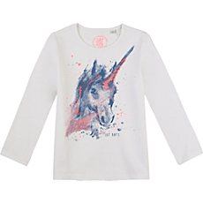 Eat Ants by Sanetta Single-Jersey Langarmshirt.