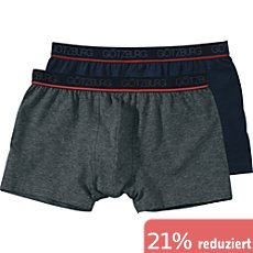 Götzburg Single-Jersey Pants im 2er-Pack