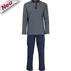 Tom Tailor Single-Jersey Schlafanzug