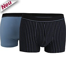 Bugatti Single-Jersey Pants im 2er-Pack