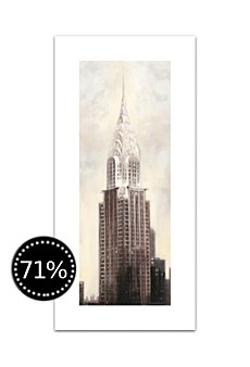 Eurographics Bild Chrysler Building N.Y.C.
