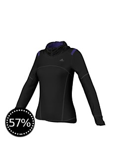 Adidas AS MOCK LS TEE Damen-Sportjacke