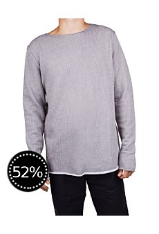 Tom Tailor Denim Herren Sweatshirt titanium grey