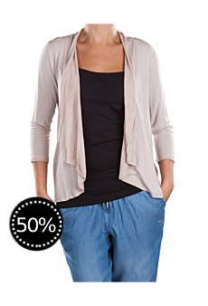 Tom Tailor Damen Cardigan light powder rose
