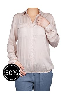 Tom Tailor Denim Damen Bluse
