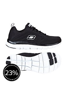 Skechers Damen Flex Appeal - Obvious Choice Training