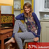 Bloomy by Ringella Mix & Match Single-Jersey Damen-Leggings