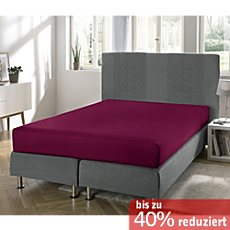 Erwin Müller Single-Jersey Multi-Stretch Boxspring-Spannbettlaken